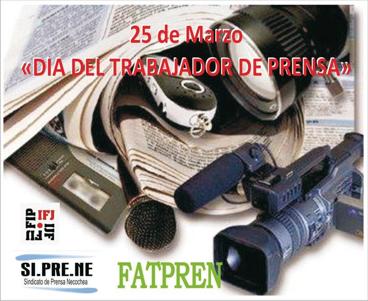 Se conmemora el Día del Trabajador de Prensa de la República ...