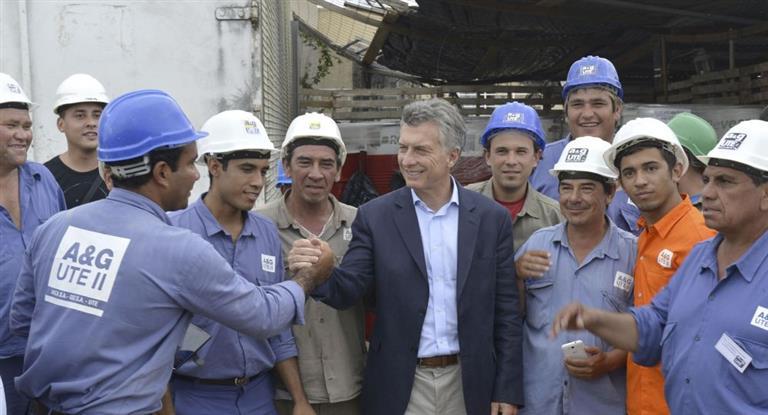 Macri anuncia plan de viviendas para fomentar la for Plan de viviendas macri