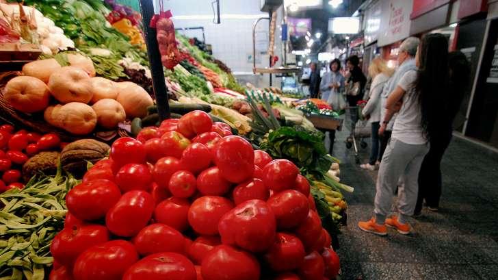 60% de las frutas y verduras contiene agroquímicos