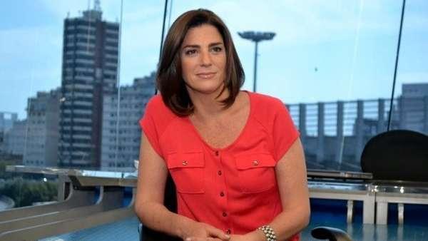 La periodista Débora Pérez Volpin, candidata sorpresa de Martín Lousteau — CABA