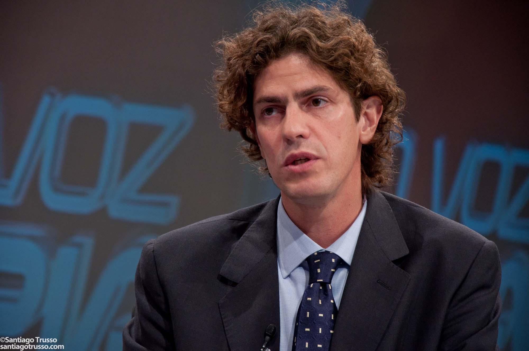 Martín Lousteau responsabilizó al gobierno por la candidatura de Cristina Fernández