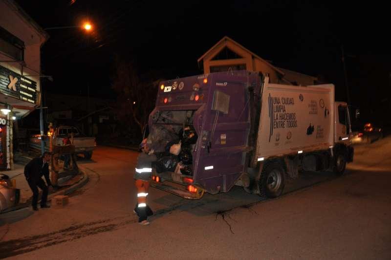 Trabajador de Agrotécnica Fueguina muere tras caer de un camión de residuos