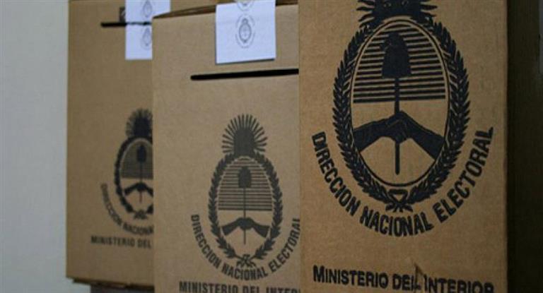 22 o gobierno prometi un escrutinio un poco m s r pido Ministerio del interior escrutinio