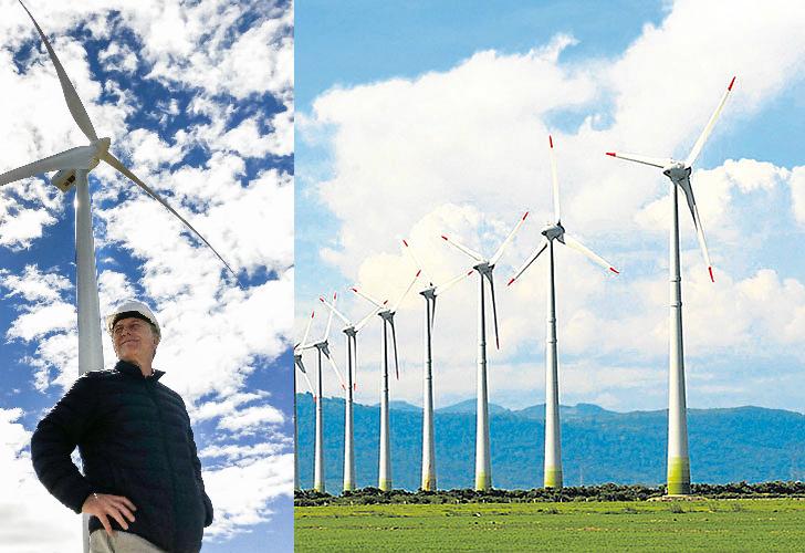 Denunciaron que Macri benefició con millones a su familia — Parques eólicos
