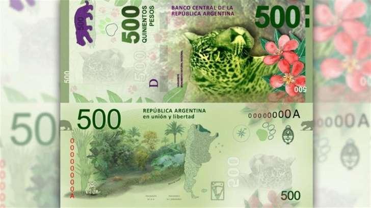 El billete de 500 pesos, el mejor del mundo