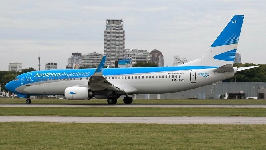 Aerolíneas reprograma vuelos y suspende la venta de pasajes hasta el domingo