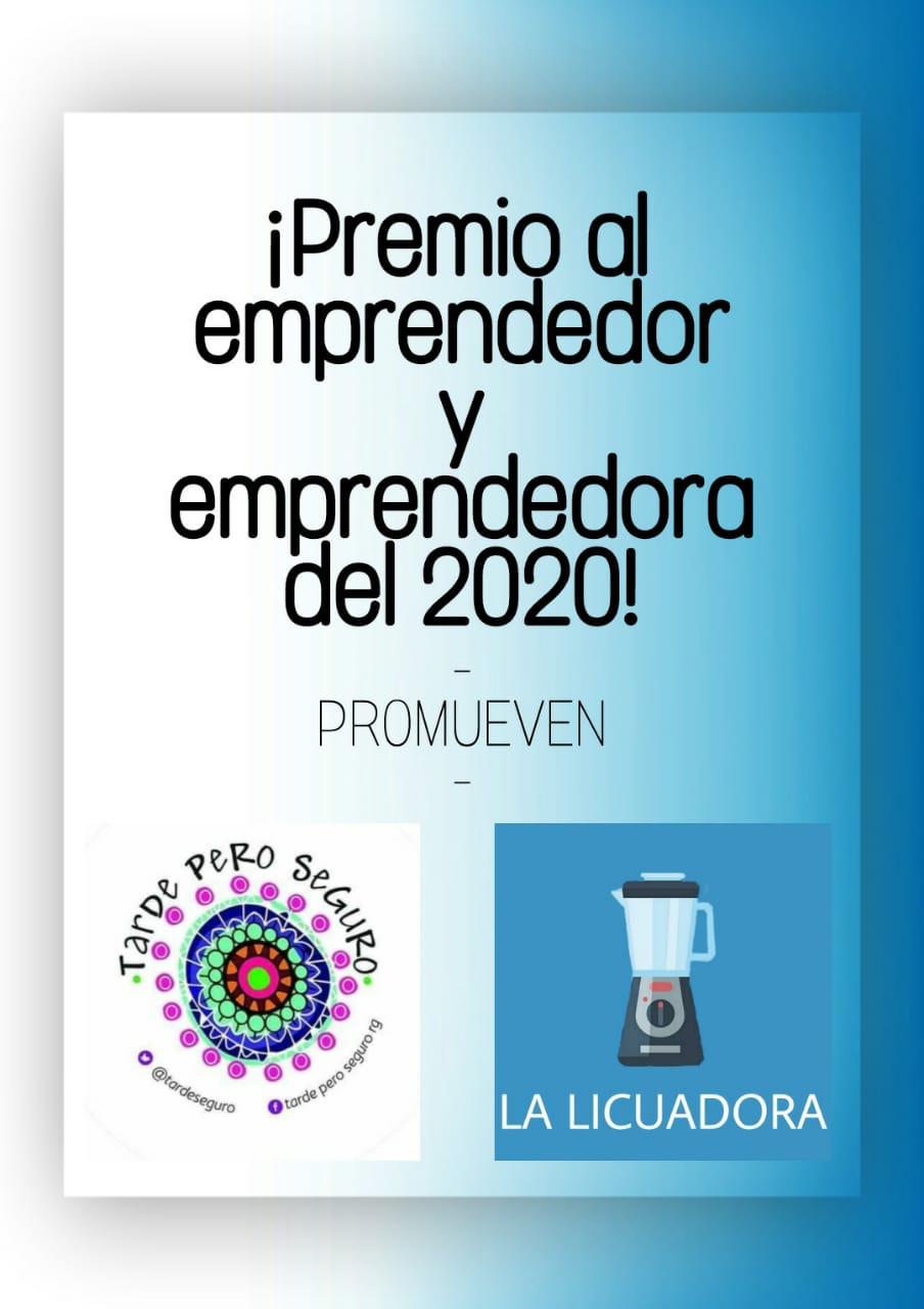 Emprendedores (aviso)