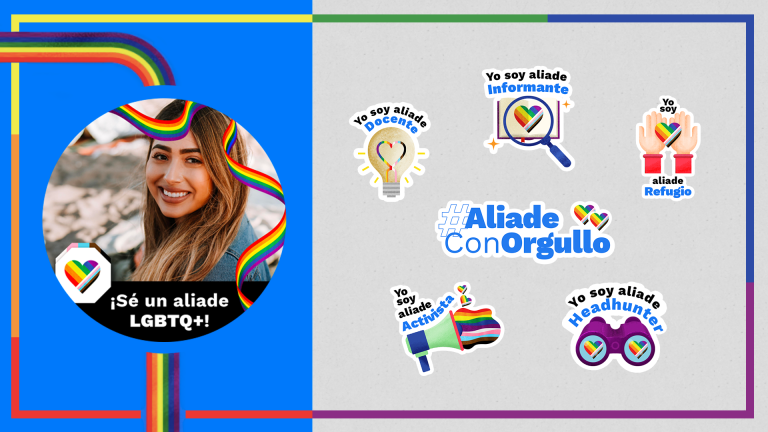 Facebook Pride Mexico Latinoamerica 2021